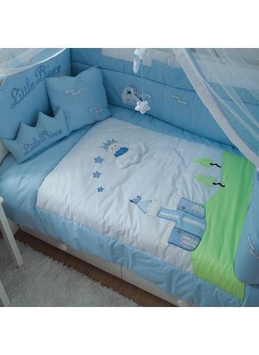 Little Prince Uyku Setı 8 Parça (80X140)-Aybibaby